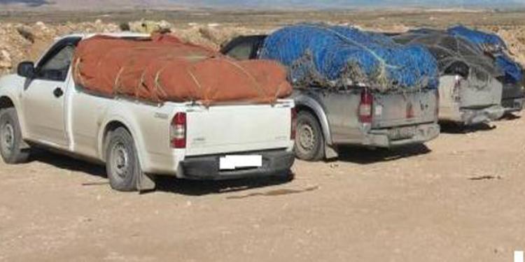 إحباط عمليات تهريب بقيمة 269 ألف دينار