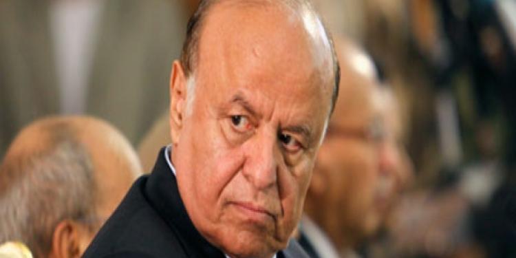 الرئيس اليمني يعرب عن جاهزيته للمشاركة في المشاورات مع الحوثي