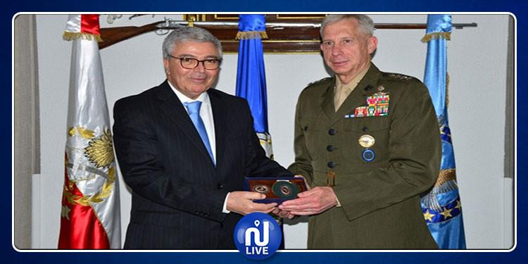 تعزيز التعاون بين تونس و الولايات المتحدة  في مجال مكافحة الإرهاب و الجريمة المنظمة