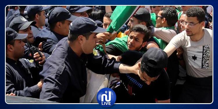 الجزائر :  24 إصابة في صفوف الشرطة خلال تظاهرة لعاطلين عن العمل