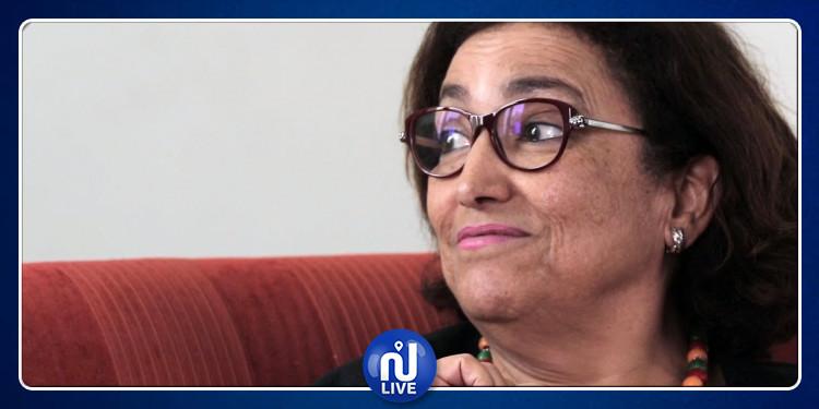 بشرى بالحاج حميدة عن مشروع  قانون المساواة في الميراث..''غاب الحماس''