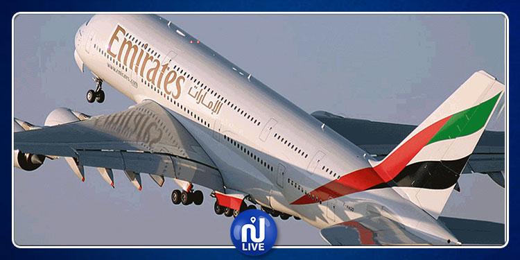 طيران الإمارات  تستأنف رحلاتها إلى سوريا