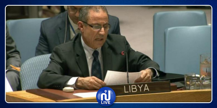 مندوب ليبيا بمجلس الأمن يدعو إلى  إصدار قرار قاطع بإيقاف العدوان على طرابلس