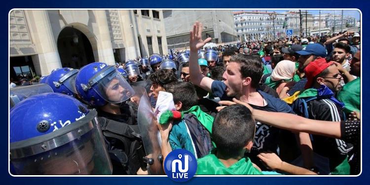 الجزائر : مسيرة حاشدة رافضة للانتخابات