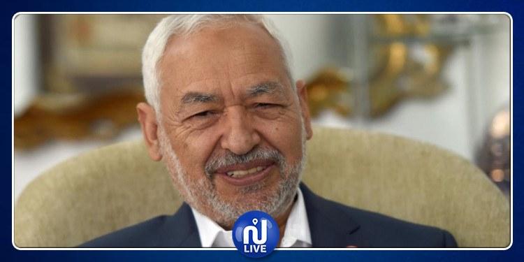Ghannouchi : Le président d'Ennahdha est le candidat naturel du parti…