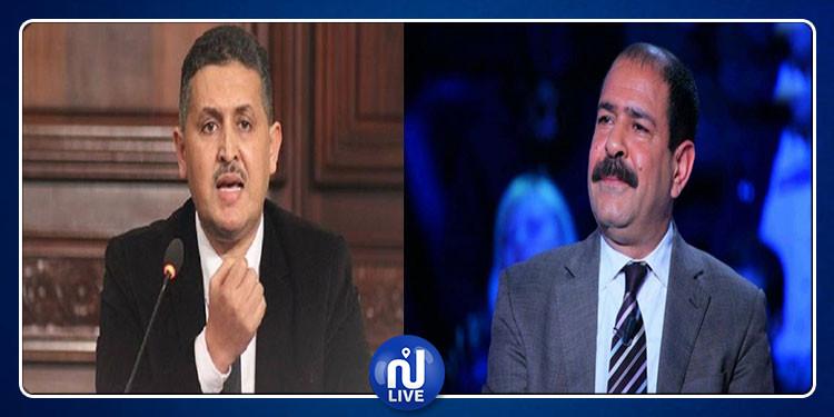 عماد الدايمي : شكري بلعيد كان متضامنا مع نظام بن علي