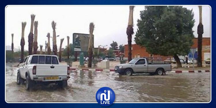 أضرار كبيرة خلفتها السيول جنوب الجزائر (فيديو)