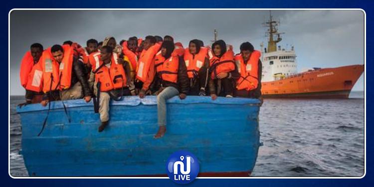إيقاف تونسي ومصريين لتهريبهم مهاجرين عبر المتوسط (فيديو)
