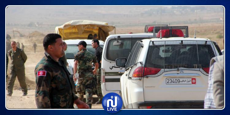 ضبط 3 سودانيين اجتازوا الحدود الليبية التونسية خلسة