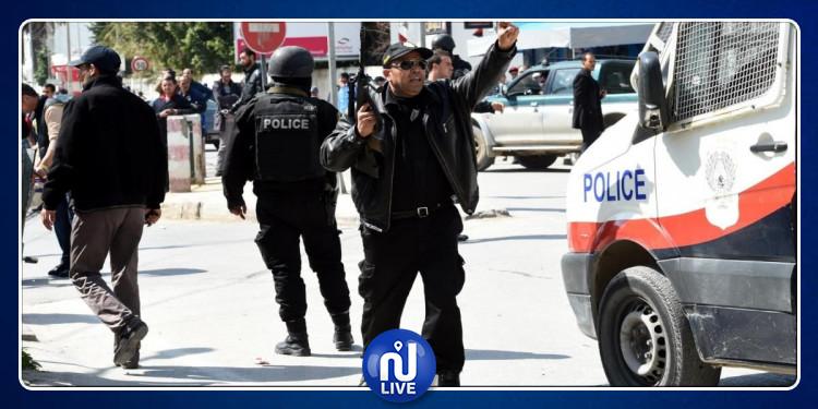 أريانة : حملة أمنية تسفر عن إيقاف 8 مفتش عنهم