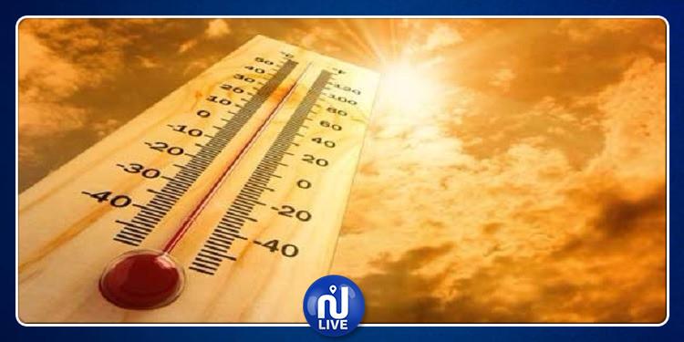 تواصل إرتفاع درجات الحرارة
