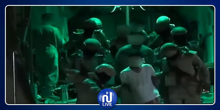 لحظة القبض على أمير ''داعش''..(فيديو)