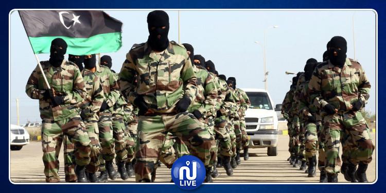 استهدفت احياء سكنية : الجيش الليبي يصيب ''درون'' تركية