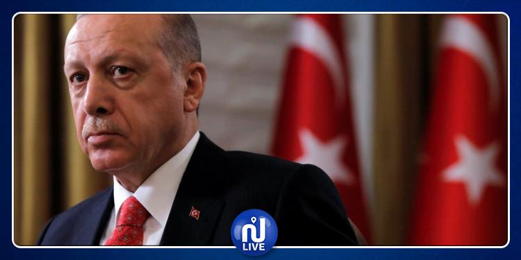 أردوغان يحذر من إرهاب دولة يستهدف  أول  قبلة للمسلمين