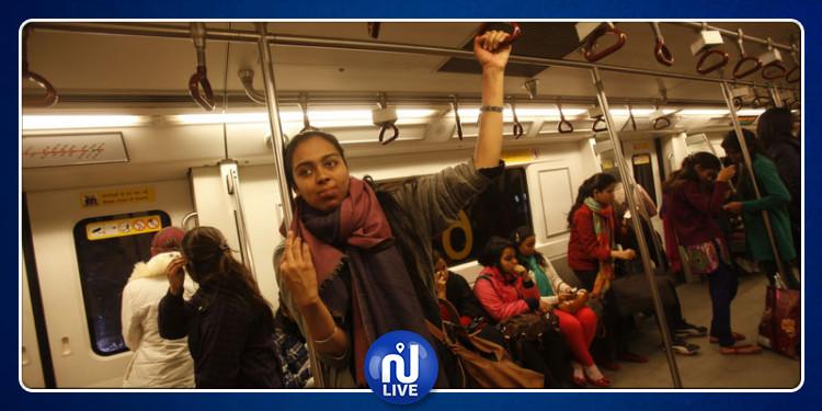 نيودلهي تسمح للنساء بركوب المواصلات العامة مجاناً