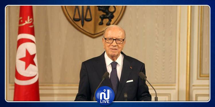 رئيس الجمهورية يتوجه  بالشكر لوزير الخارجية والعائلة الدبلوماسية التونسية