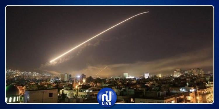 سوريا: هجوم صاروخي على مطار التيفور العسكري