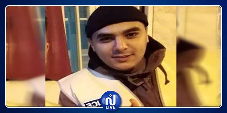 هوية عون الأمن شهيد التفجير الإرهابي بشارع شارل ديغول