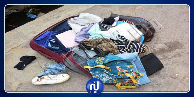 الاشتباه في حقيبة بنهج الهادي نويرة بباب بحر: الداخلية توضح