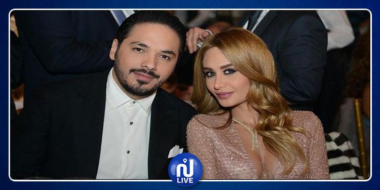 رامي عياش يتحدث عن علاقته بزوجته وديانتهما ! (فيديو)