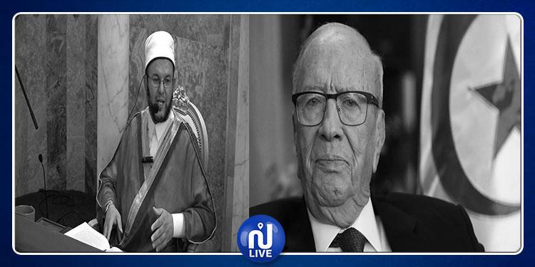 الشيخ منير الكمنتر: اختلفنا مع الباجي لكنه لم يوقف أي عالم ولم يصادر أي صوت (فيديو)