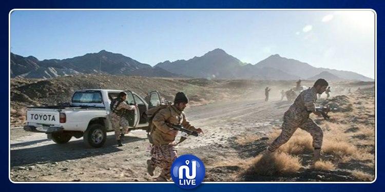 قتلى وجرحى في صفوف الحرس الثوري الإيراني