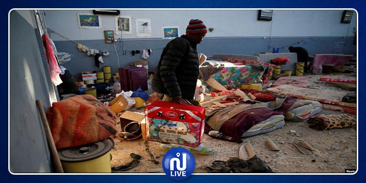 مجلس الأمن يفشل بإصدار بيان حول قصف مركز المهاجرين في ليبيا
