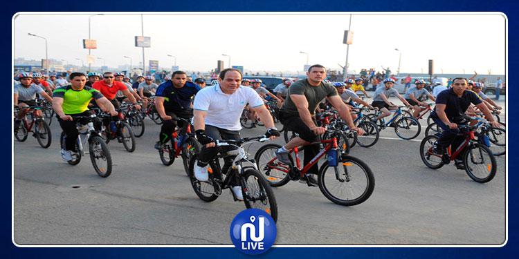 ''دراجة لكل مواطن'' في مصر