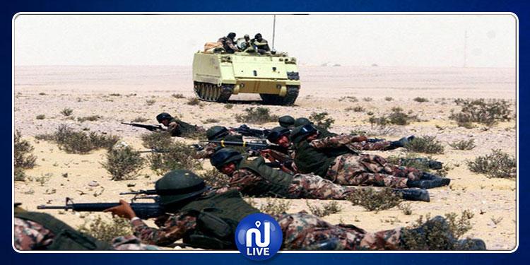 القضاء على 11 ارهابيا في سيناء