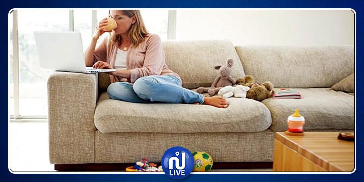 دراسة: العمل من المنزل يحفز إنتاجية الموظف