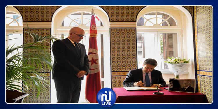 رئيس الحكومة الإيطالي: قائد السبسي سيبقى شخصية محورية للمسار الديمقراطي في تونس