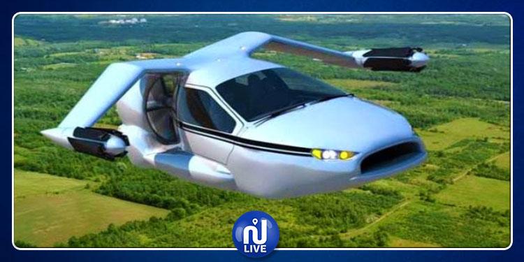 اليابان تكشف النقاب عن سيارة طائرة