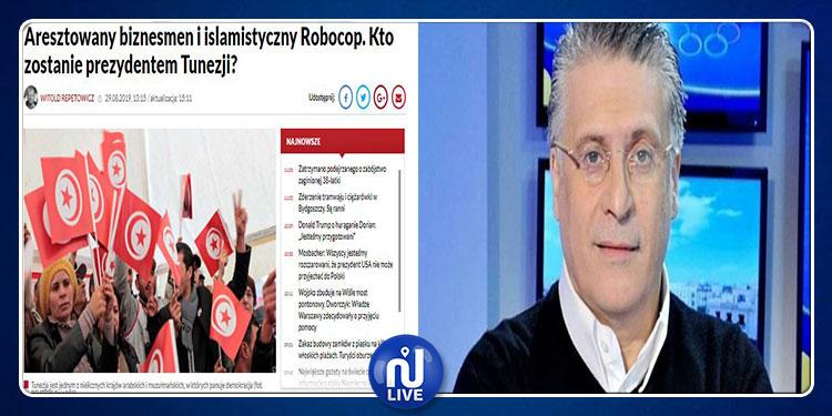 موقع بولوني: إيقاف أبرز مرشح للإنتخابات الرئاسية في تونس