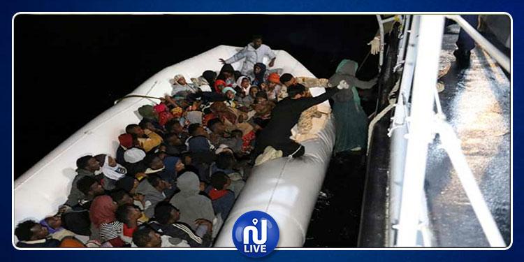 كارثة إنسانية وشيكة على سواحل ليبيا: 100 مهاجر مهددون بالغرق