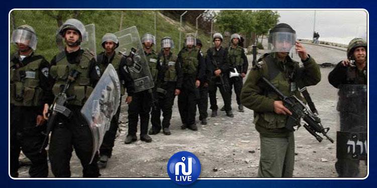 قوات الإحتلال تتحرك على حدود لبنان