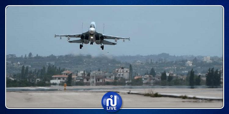 سوريا: خسائر بشرية و مادية إثر قصف قاعدة روسية