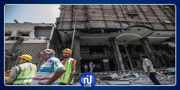الداخلية المصرية تكشف أسباب التفجير وتتهم 'الإخوان'