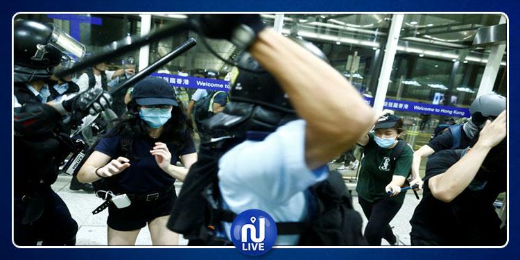 29 قتيلا في إشتباكات بين متظاهرين و شرطة هونغ كونغ