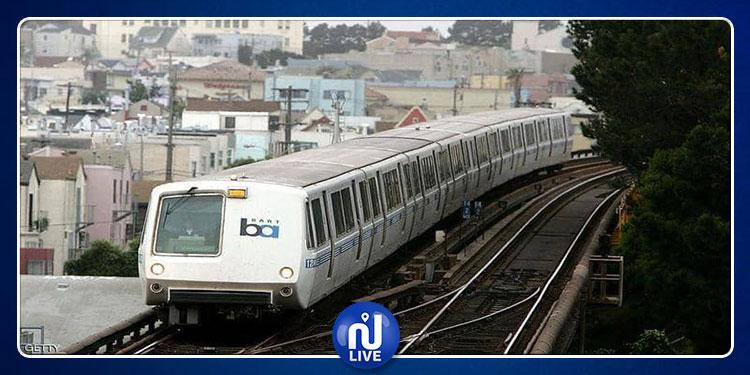 الولايات المتحدة: خروج قطار عن السكة يخلف 22 إصابة