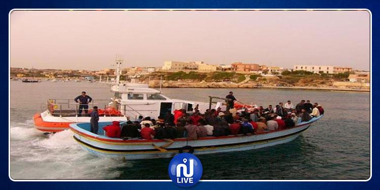 من بينهم تونسيون: الأمن الليبي يوقف 40 شخصا  كانوا يستعدون ''للحرقة'' نحو إيطاليا