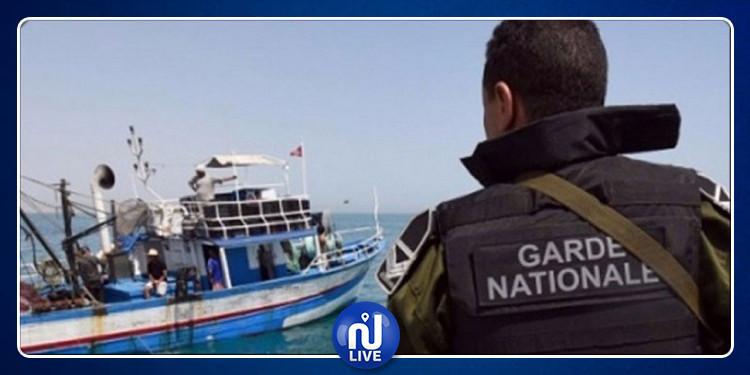 المهدية: وحدات الحرس البحري تنقذ  26 ''حراقا''