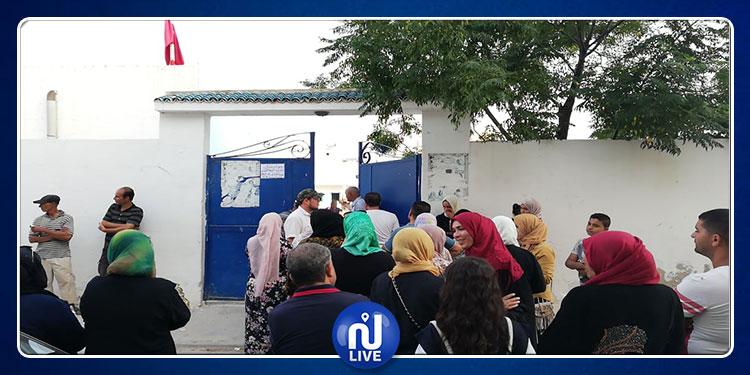 القيروان: اكثر من مائة ألف تلميذة وتلميذ يعودون إلى مقاعد الدراسة(صور)