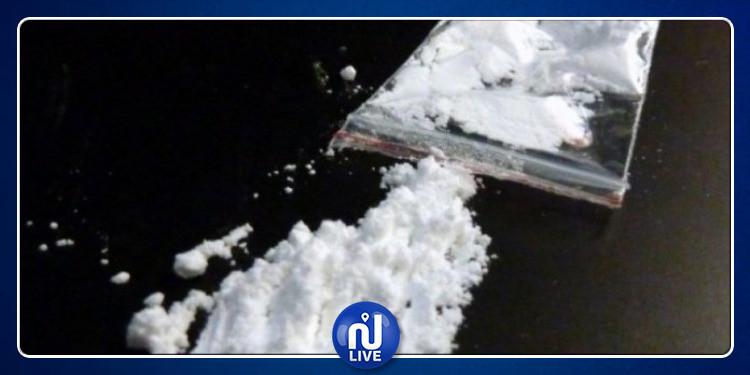 العثور على  كمية من الكوكايين داخل مركز فضائي