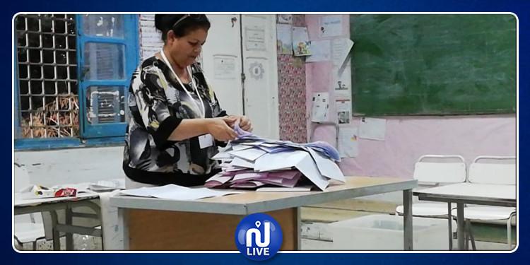 رئاسية 2019: النتائج الأولية لمعتمديات ولاية القيروان
