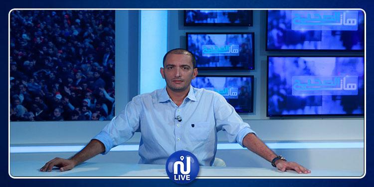 ياسين العياري: الجلسات العامة في مجلس نواب الشعب مجرد تهريج