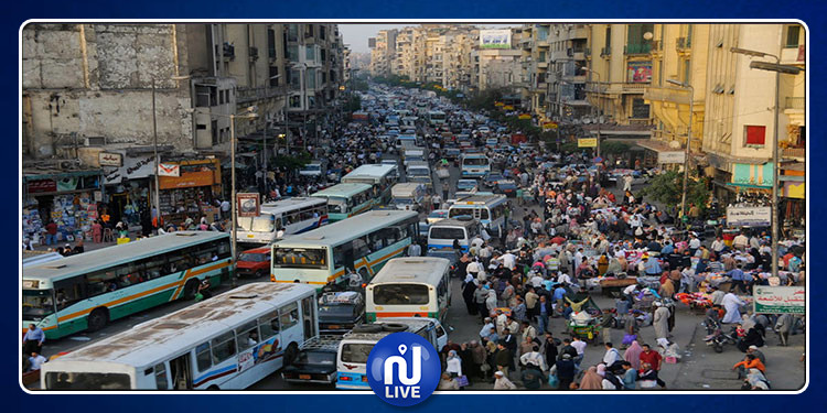 تعداد سكان مصر يقارب الـ100 مليون نسمة