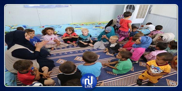 إرتفاع عدد وفيات الأطفال في مخيم  الهول السوري