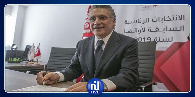 الكاف: نبيل القروي يحصل على 32 % من مجموع الأصوات