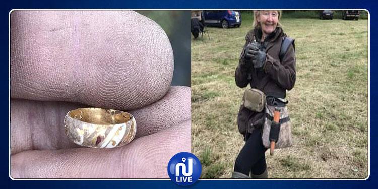 بريطانية تعثر على خاتم يعود إلى شكسبير (صور)