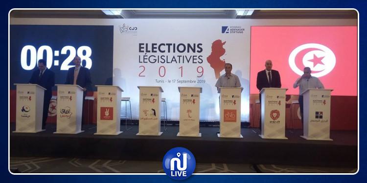 مركز المسيرين الشبان:  مناظرة للأحزاب السياسية لتقديم برامجهم الإقتصادية